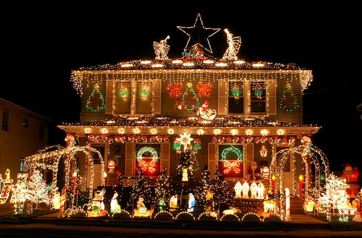 best christmas lights brisbane