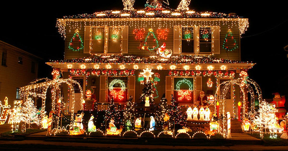 The Best Places To See Christmas Lights in Auckland | Auckland | The ...