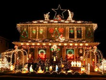The Best Places To See Christmas Lights in Auckland
