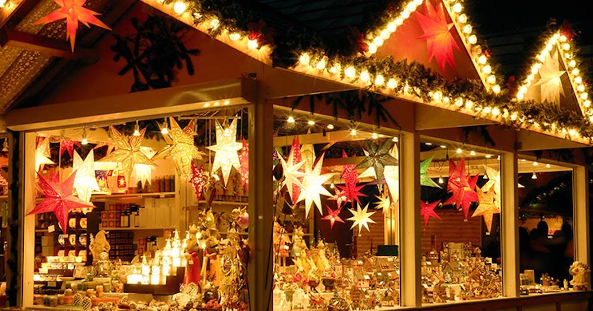 Beautiful Christmas.12 Of The World S Most Beautiful Christmas Markets Urban List
