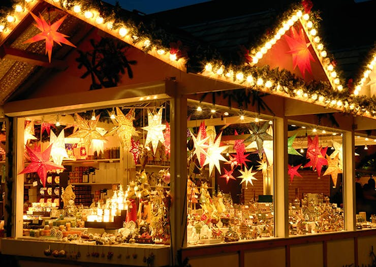 12 Of The World's Most Beautiful Christmas Markets