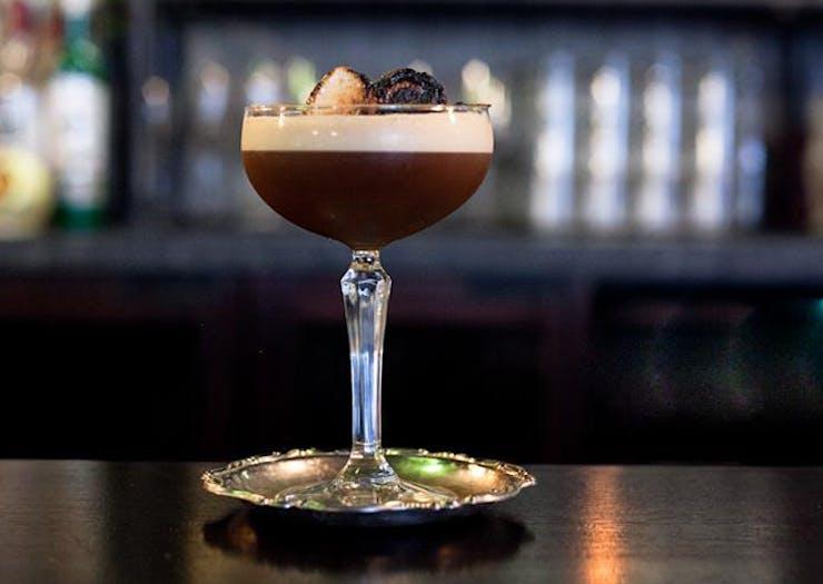 best espresso coffee caffeinated cocktails melbourne