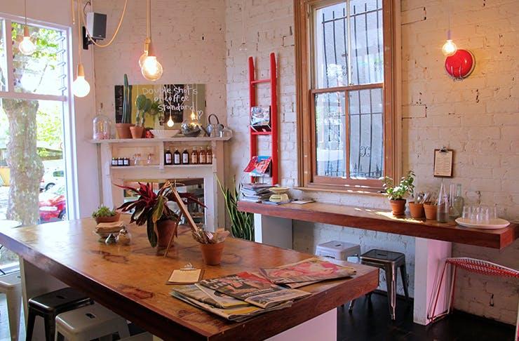 Auckland's Cosiest Cafes