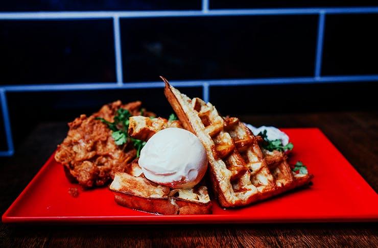best deep fried food brisbane