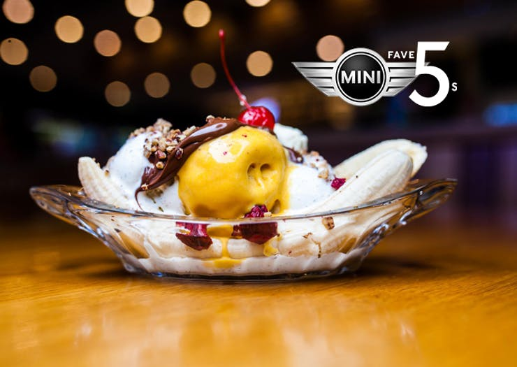 Fave 5 Epic Ice Cream Sundaes