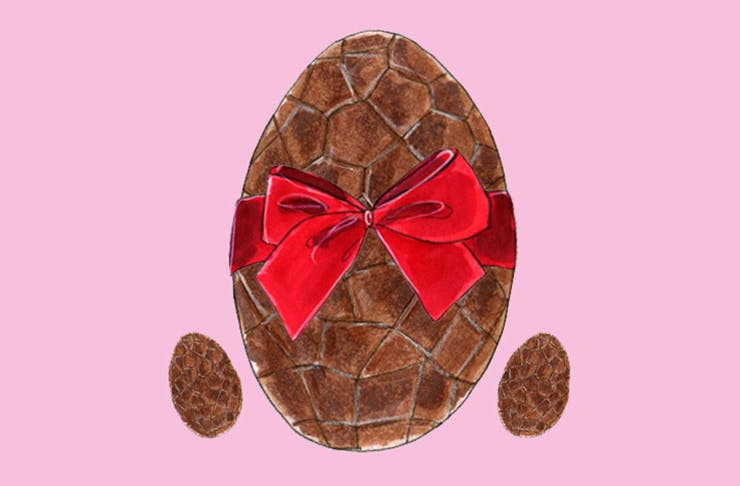 Where to get next level easter chocolate in brisbane brisbane best easter chocolate brisbane negle Image collections