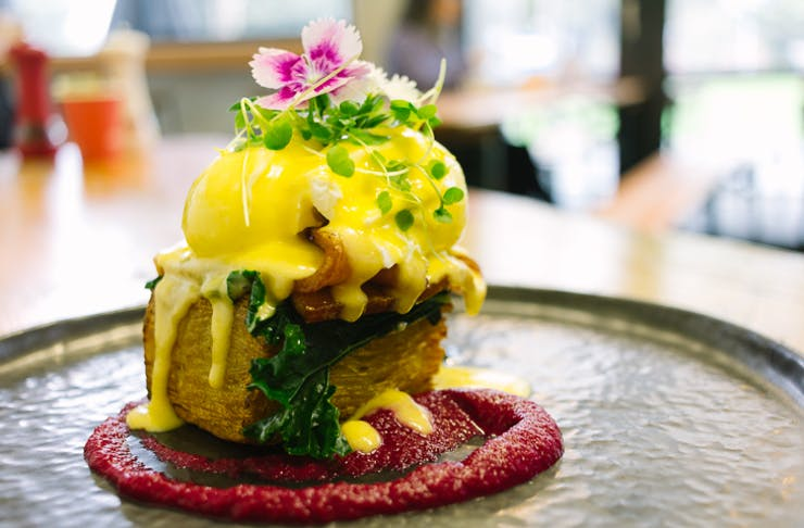 The Best Eggs Benedict In Auckland