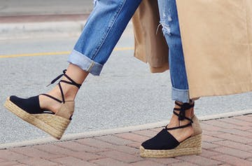 8 Of The Best Espadrilles For Spring