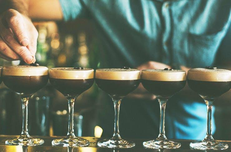 Best espresso martinis Melbourne