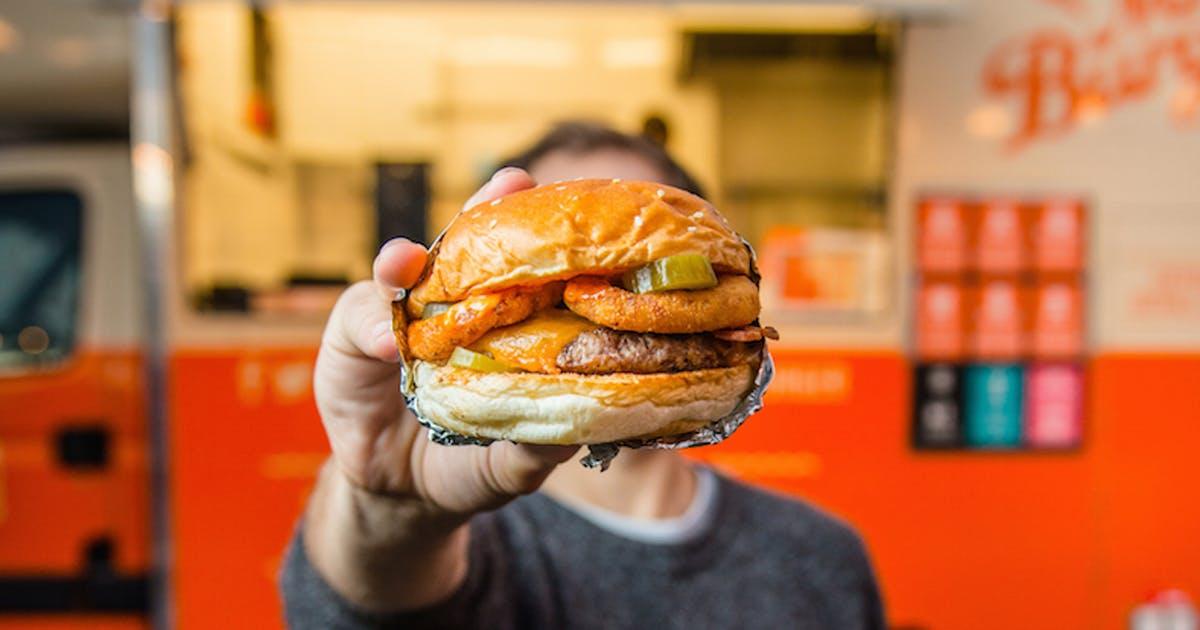 Melbournes Best Food Trucks Melbourne The Urban List