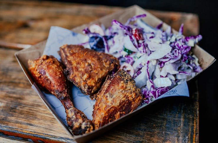 Best Fried Chicken Brisbane