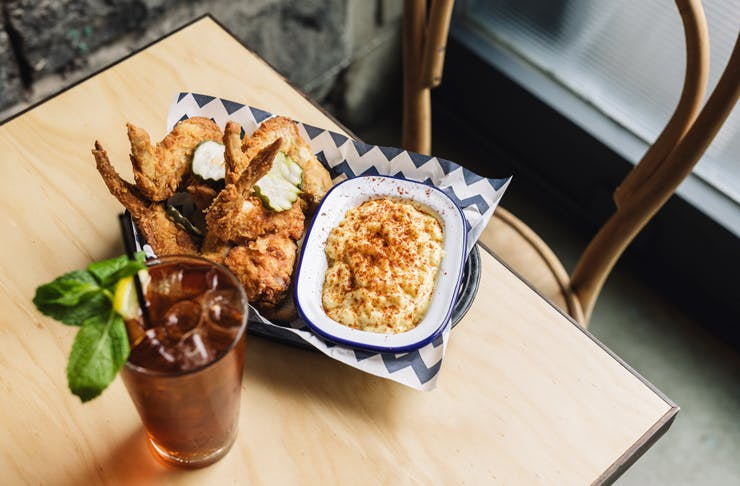 Melbournes Best Fried Chicken The Definitive Guide Melbourne