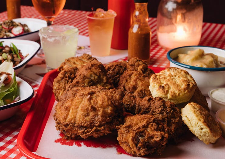 Where To Find The Crispiest Fried Chicken In Melbourne