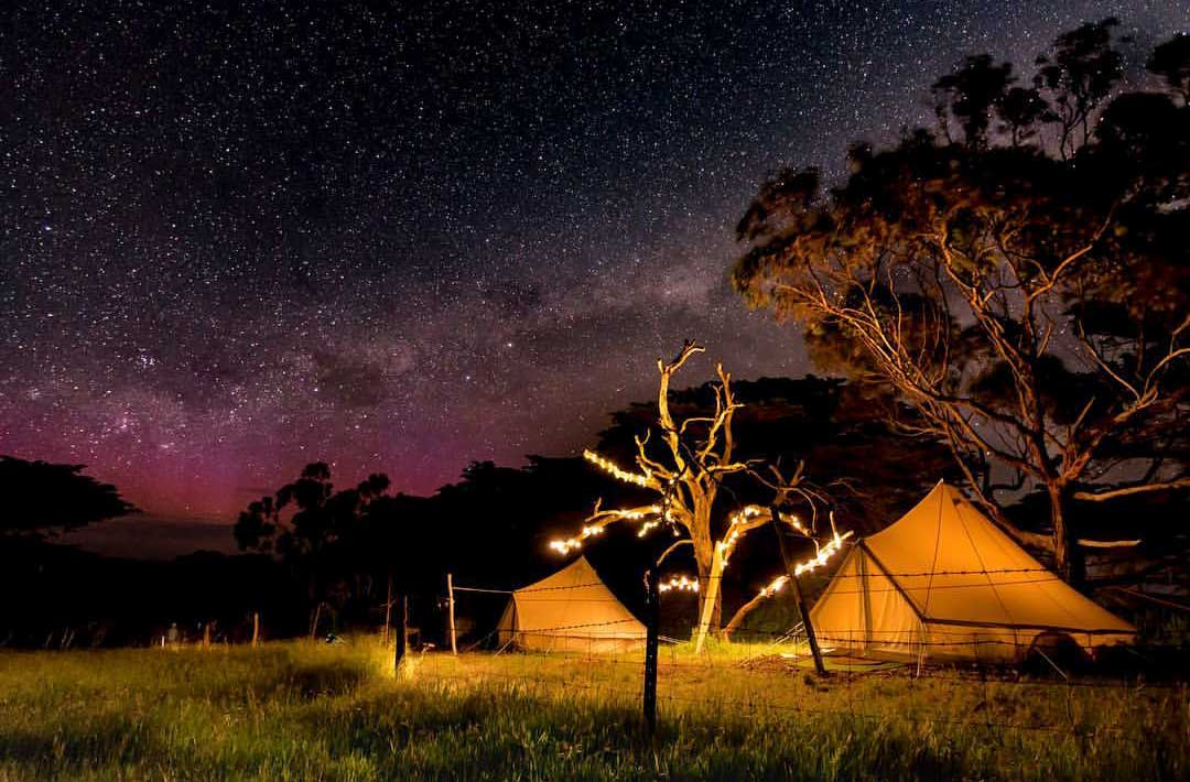 best-glamping-spots-victoria-sheltered-glamping