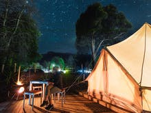 Stop Roughing It, Here Are The Best Glamping Spots In Victoria