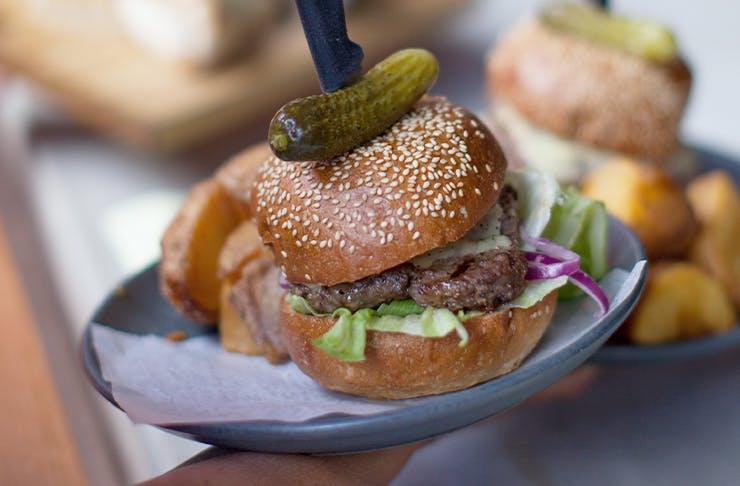 Auckland's Best Gourmet Burgers