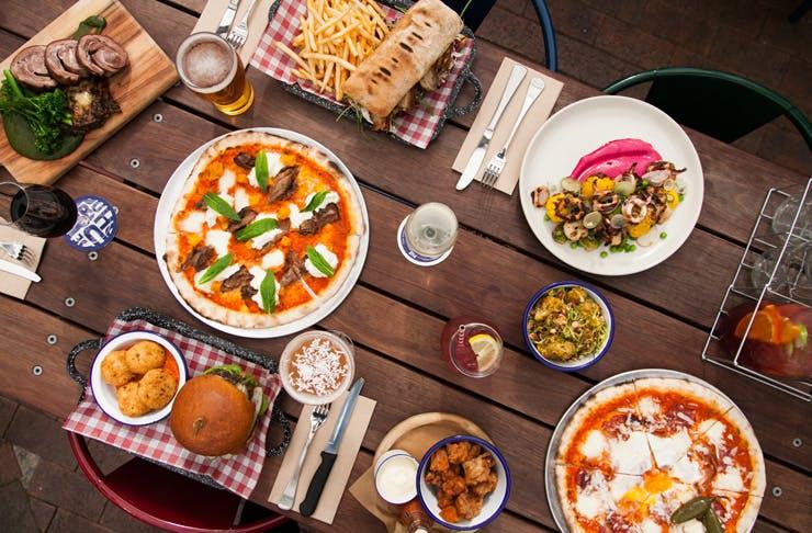 Best Restaurants for Groups Sydney