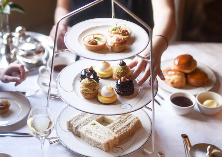 Raise Those Pinkies, Here Are 13 Of Melbourne's Best High Teas