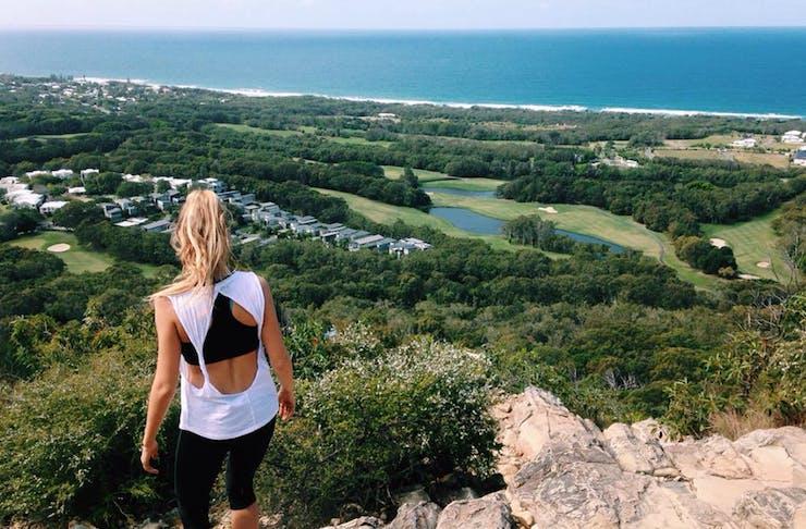 best hikes brisbane