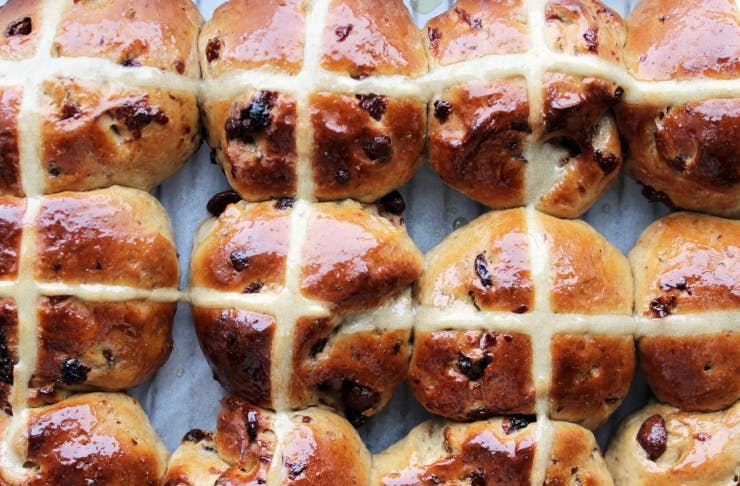 best-hot-cross-buns-brisbane