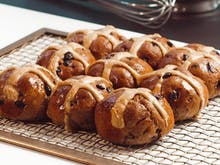 Load Up On Brisbane's Best Hot Cross Buns