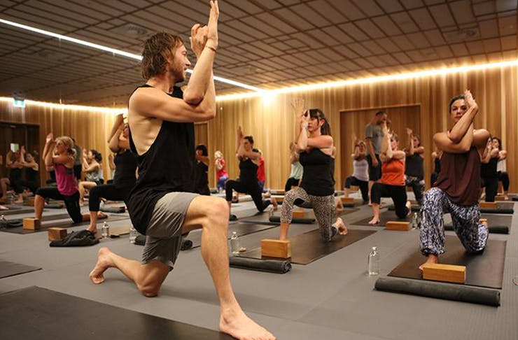 auckland s best hot yoga studios auckland the urban list. Black Bedroom Furniture Sets. Home Design Ideas