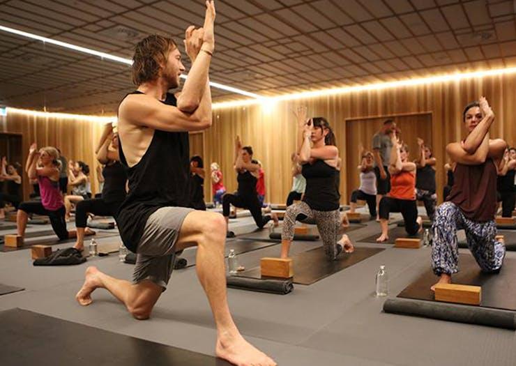 Auckland's Best Hot Yoga Studios