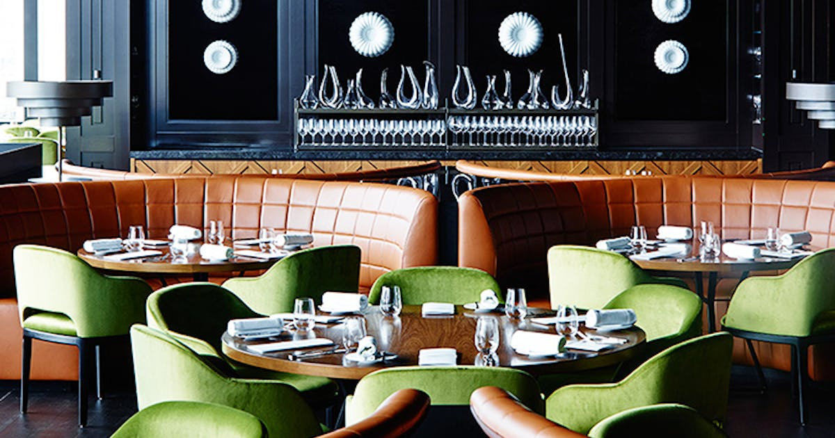 These Are The World S Best Hotel Restaurants Right Now