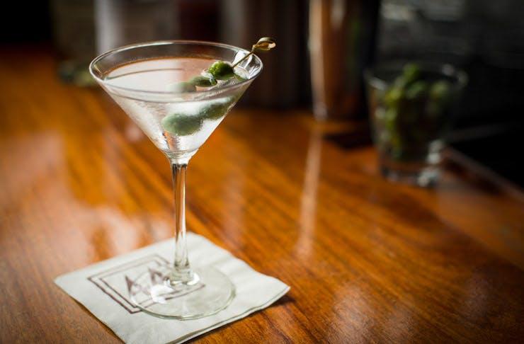 best martinis sydney