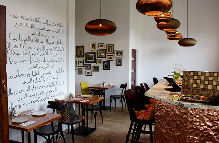 Auckland's Best Middle Eastern Restaurants