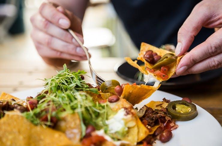 best nachos auckland, best mexican food auckland, best mexican restaurant auckland, vegan nachos