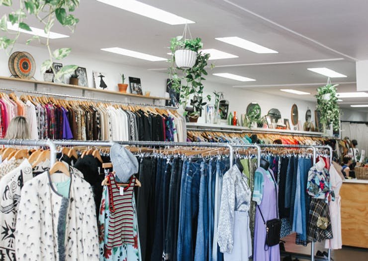 Melbourne's Best Op Shops
