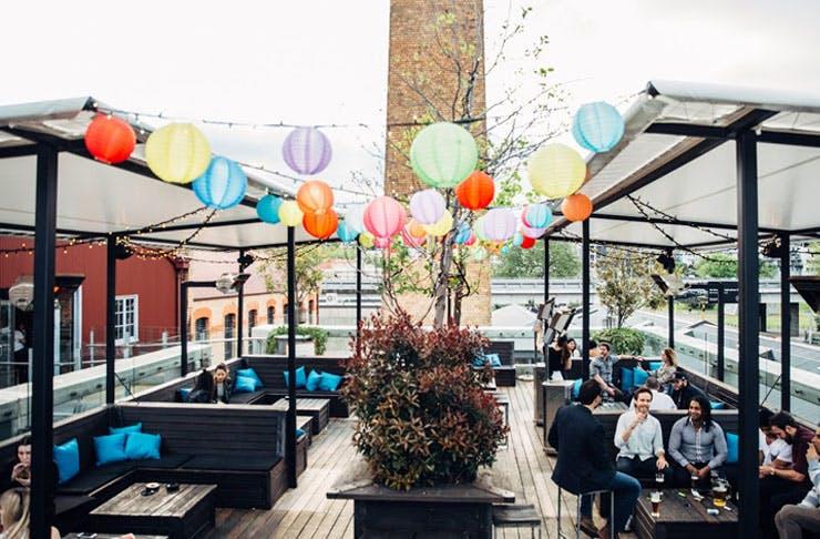 Auckland's Best Outdoor Drinking Spot