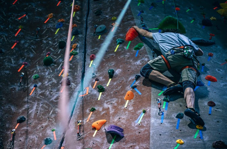 best places rock climbing sydney