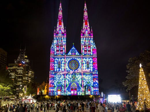 Christmas Hymns List.Deck The Halls The Best Spots For Christmas Carols In Sydney