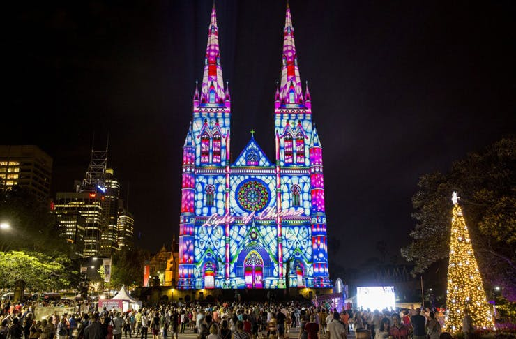 best places for christmas carols