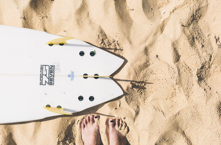 best places to do water sports in sydney