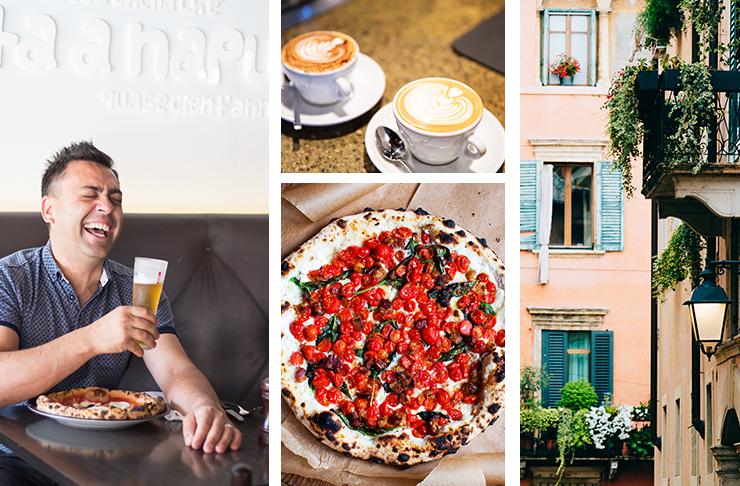 best restaurants Italy