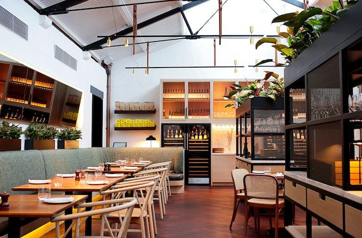 Best restaurants in Perth CBD