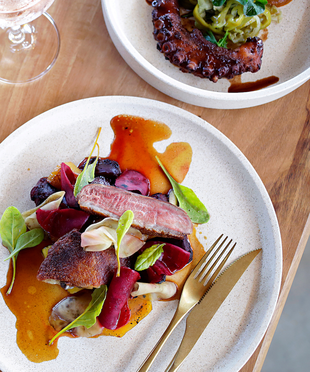 dishes from Coogee Common