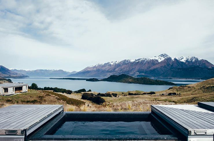 best retreats new zealand