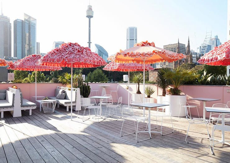 Make The Most Of All That Sunshine With 15 Of The Best Rooftop Bars In Sydney