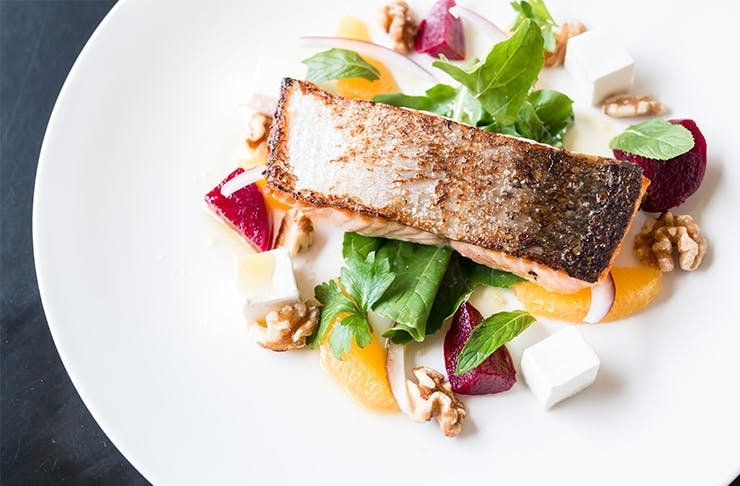 Auckland's Sexiest Salmon Dishes