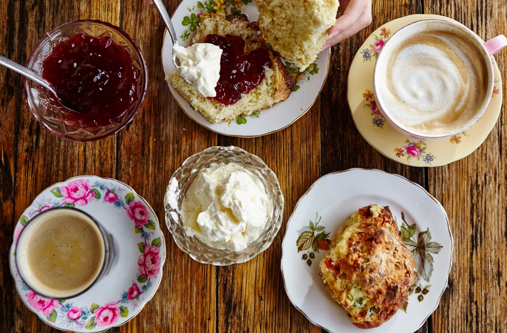 The Best Scones In The State