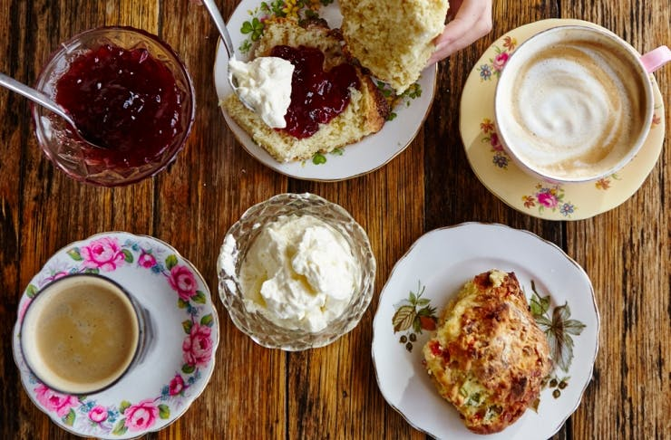 Where To Find The Best Tea And Scones In Auckland