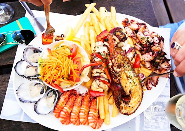 Sydney's Best Seafood Platters