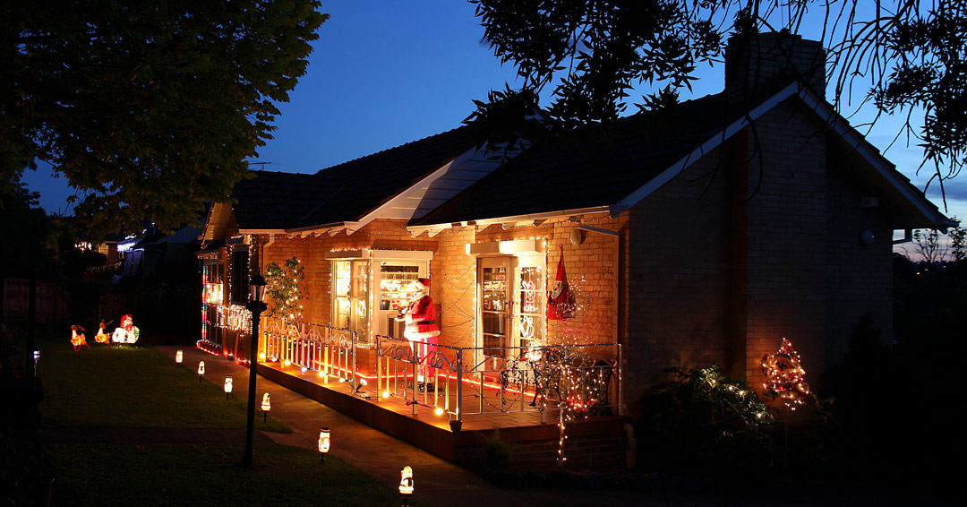 The Best Streets To See Christmas Lights In Melbourne   Urban List Melbourne