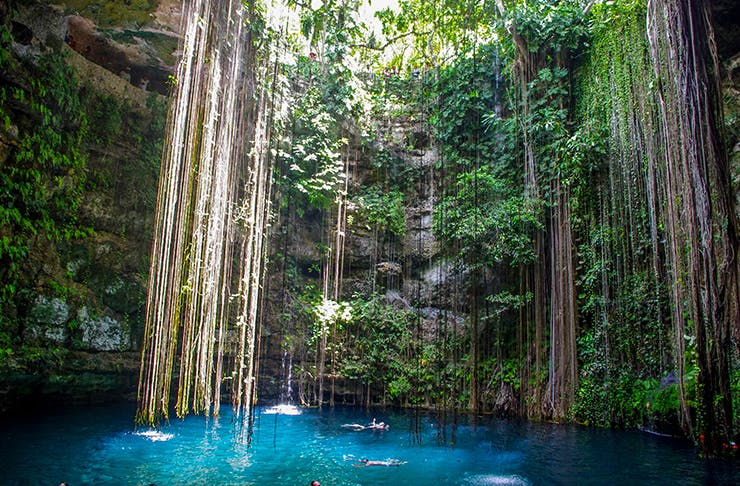 9 Truly Magical Swimming Spots From Around The World