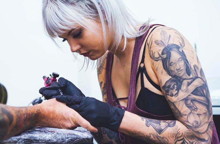 best tattoo studios melbourne