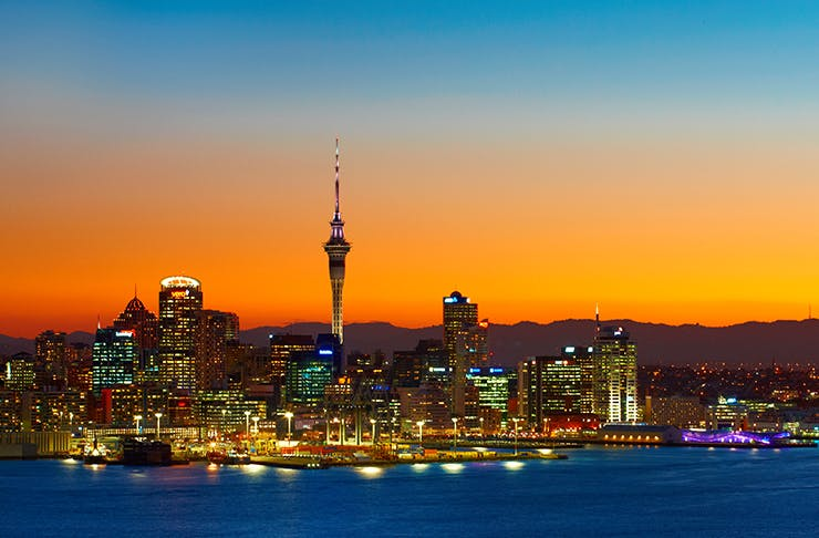 7 Things You Didn't Know You Could Do In Auckland At Night